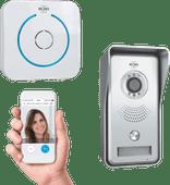 Elro DVC040IP Wifi IP Doorbell + Gong