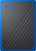 WD My Passport Go 1TB Black/Blue
