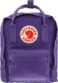 Fjällräven Kånken Mini Purple 7L - Children's Backpack