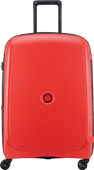 Delsey Belmont Plus Expandable Spinner 70cm Red