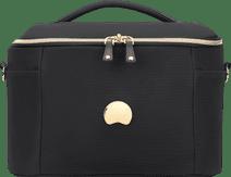 Delsey Montrouge Vanity Case Black