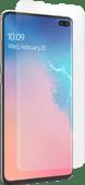 InvisibleShield Ultra Clear Samsung Galaxy S10 Plus Screenprotector Plastic