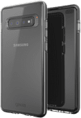 GEAR4 D3O Piccadilly Samsung Galaxy S10 Plus Back Cover Black