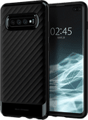 Spigen Neo Hybrid Samsung Galaxy S10 Plus Back Cover Zwart
