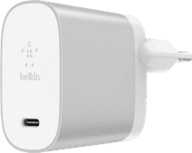 Belkin Boost Charge Power Usb C Home Charger 27W Silver