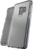 GEAR4 D3O Piccadilly Samsung Galaxy S9 Back Cover Blue