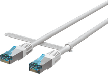 BlueBuilt Network Cable FTP CAT6 1 Meter White
