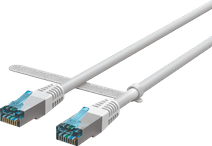 BlueBuilt Network Cable FTP CAT6 5 Meters White