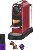 Krups Nespresso Citiz XN7415 Cherry Red