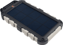Xtorm Robust Charger Solar Powerbank 10.000 mAh Zwart