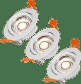 Innr White Recessed Spot Lights 3 Pack RSL 110