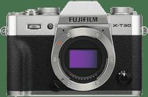 FujiFilm X-T30 Body Zilver
