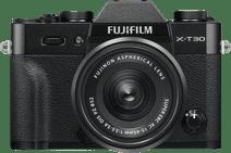 FujiFilm X-T30 Zwart + XC 15-45mm f/3.5-5.6 OIS PZ
