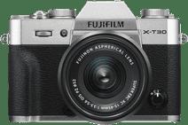 FujiFilm X-T30 Zilver + XC 15-45mm f/3.5-5.6 OIS PZ