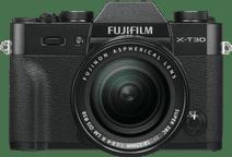 FujiFilm X-T30 Zwart + XF 18-55mm f/2.8-4.0 R LM OIS