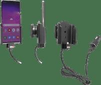 Brodit Houder Samsung Galaxy S10 met Oplader