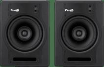 Fluid Audio FX8 Black Duo Pack