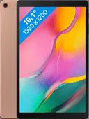 Samsung Galaxy Tab A 10.1 (2019) 32GB WiFi Gold