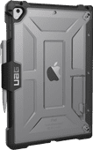 UAG Plasma Ice Apple iPad 9.7 Inch Back Cover Transparant