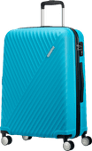 American Tourister Visby Spinner 76cm Light Blue