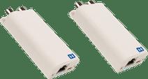 Hirschmann INCA 1G Multimedia Over Coax Adapter Set