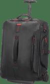 Samsonite Paradiver Light Duffle Wheels Backpack 51L Black