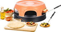 Emerio Pizzarette Keep Warm 6 Persoons