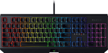 Razer BlackWidow Gaming Keyboard Green Switch QWERTY