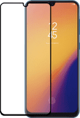 Azuri Tempered Glass Samsung Galaxy A70 Screen Protector Glass Black