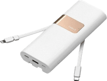 iWalk Secretary + Powerbank 20,000 mAh Quick Charge 3.0 White