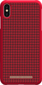 Nordic Elements Sif Couture Apple iPhone Xs Max Back Cover Rood