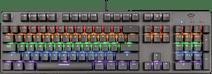 Trust GXT865 Asta Mechanisch Gaming Toetsenbord