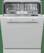 Miele G 7150 Vi / Inbouw / Volledig geïntegreerd / Nishoogte 80,5 - 87 cm
