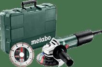 Metabo W 850-125 Set