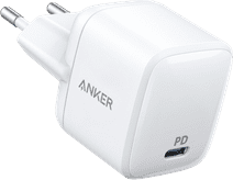 Anker PowerPort Atom Oplader zonder Kabel 30W Power Delivery 3.0 Wit