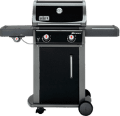 Weber Spirit E 320 Original GBS Black Coolblue Before 23