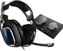 Astro A40 TR Gaming Headset + MixAmp Pro TR PS5, PS4 - Black