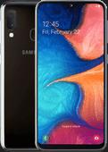 Samsung Galaxy A20e Zwart