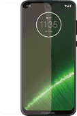 Azuri Rinox Gehard Glas Motorola G7 Plus Screenprotector Glas Transparant