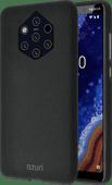 Azuri Flexible Sand Nokia 9 PureView Back Cover Black