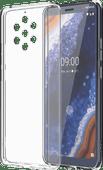 Nokia 9 PureView Slim Crystal Back Cover Transparent