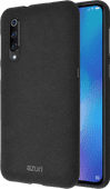 Azuri Flexible Sand Xiaomi Mi 9 Back Cover Zwart
