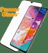 PanzerGlass Case Friendly Samsung Galaxy A70 Screen Protector Glass Black