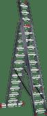 Altrex All Round 3 x 12 Reformladder Gecoat