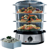 Russell Hobbs Cook At Home Steamer