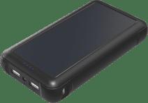 Aukey PB-17 Solar Powerbank 20,000 mAh Black