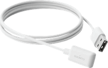 Suunto Magnetic USB Charging Cable White