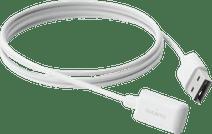 Suunto Magnetische USB Oplaadkabel Wit