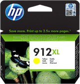 HP 912XL Cartridge Yellow