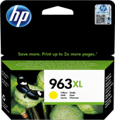 HP 963XL Cartridge Geel